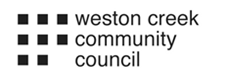 Weston Creek Community Council